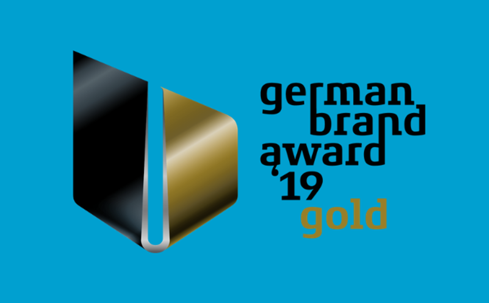 ASSA ABLOY gold winner in German brand awards 2019